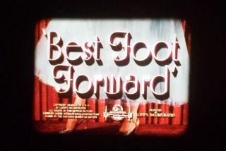 16mm Feature Best Foot Forward 1943 Lucille Ball Harry James