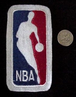 NBA Basketball Jerry West Logo Patch