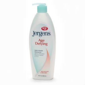 Jergens Age Defying Multi Vitamin Moisturize Lotion 16 8 Oz