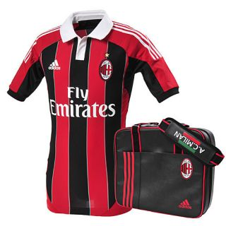 2012 13 Home Authentic TECHFIT Soccer Jersey Football Shirt