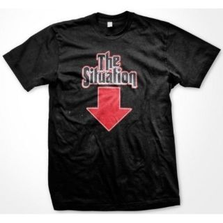 The Situation Arrow Mens T Shirt Jersey Shore ABS Tee