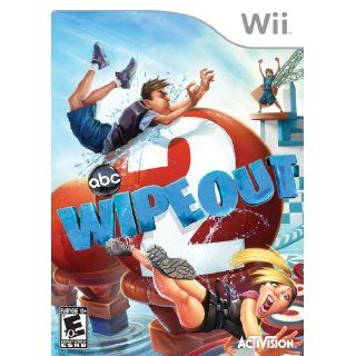 Brand New Wipeout 2 Wii 2011 Wipe Out Expedited Nintendo Video Game US