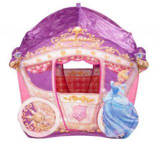 Disney Princess CINDERELLA Fantasy Hut Twist & Fold Play Structure by