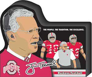 Cats Meow OSU Ohio State University Coach Jim Tressel RA915