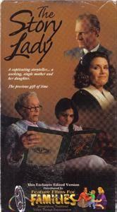 VHS Story Lady Jessica Tandy Stephanie Zimbalist