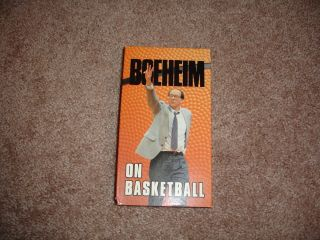 Boeheim on Basketball Jim Boeheim Syracuse University Basketball NCAA