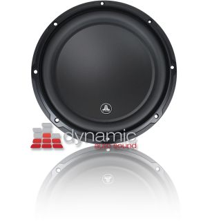 JL Audio® 12W3V3 4 12 Single 4 Ohm W3V3 Series Car Audio Subwoofer
