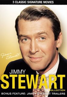 Jimmy Stewart Collection DVD 2008 Brand New