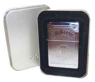 Zippo Lighter 2007 Jim Beam Whiskey Limited Edition