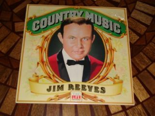 Jim Reeves Time Life Records Country Music SEALED LP