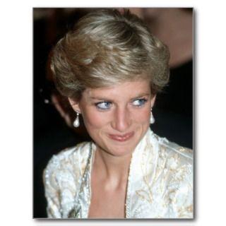 No.64 Princess Diana New York City 1989 Post Card
