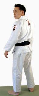 Fuji Brazilian Jiu Jitsu Gi Kimono bjj Uniform White A3