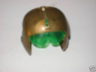 1969 70 Gi Joe Gold Fighter Pilot Helmet
