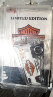 Hot Wheels Harley Davidson VW Van Limited Edition in Package