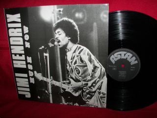 Jimi Hendrix Hush Now LP Record Album