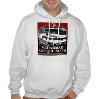 Official Muhammad Mosque No. 36 Shirt