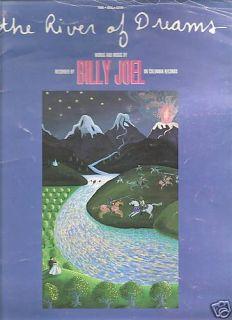 Sheet Music The River of Dreams Billy Joel 88