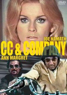 and Company New DVD Joe Namath Ann Margret