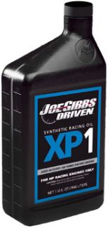 Joe Gibbs XP1 Synthetic Racing Oil Case of 12qt