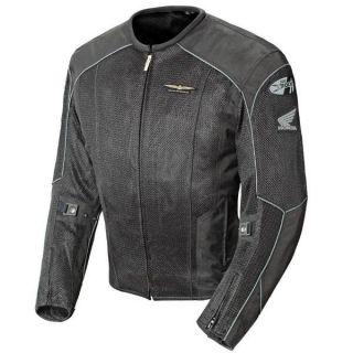 GOLDWING GL 1800 JOE ROCKET 2.0 MESH MOTORCYCLE JACKET, BLACK, MED/MD