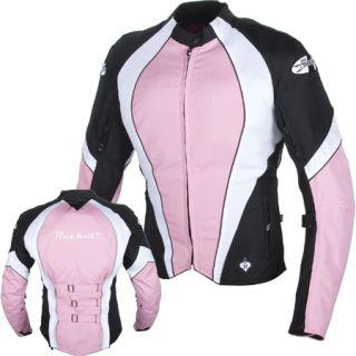 Joe Rocket Womens Lotus Textile Motorcycle Jacket