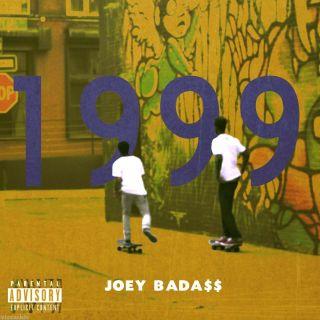 Joey Badass 1999 Official Mixtape Album CD