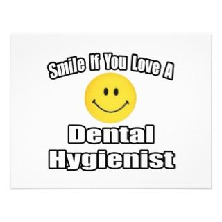 Worlds Sexiest Dental Hygienist Personalized Announcements
