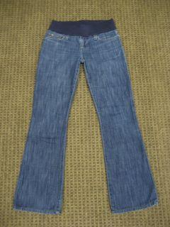 Joes Joes Maternity Jeans Bootcut Medium Blue Rinse Rigid Size 25 XS