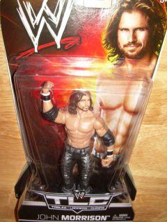 Mattel WWE Wrestling Figure John Morrison TLC