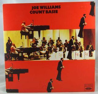 Joe Williams Count Basie Double Jazz Vinyl Joe Williams Count Basie