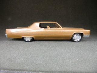CADILLAC COUPE DEVILLE PROMO MODEL CADDY GENERAL MOTORS JOHAN NICE