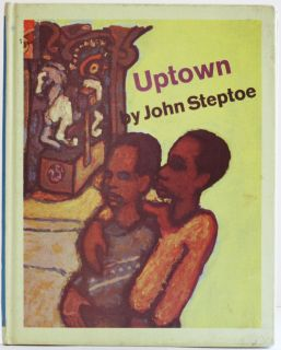 Uptown John Steptoe 1970s Children in Harlem African American