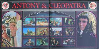 LP OST   Heston in ANTONY & CLEOPATRA   John Scott   NM