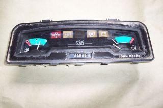 John Deere 425 445 455 Instrument Gauge Cluster Dash