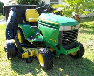 John Deere Lawn Tractor GX345
