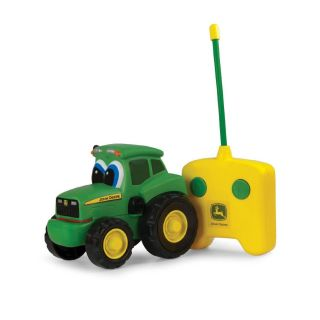 John Deere Johnny Tractor RC Remote Control Vehicle Car Christmas