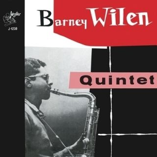 Guilde du Jazz Jazztone BARNEY WILEN QUINTET 1957 rare jazz mini lp CD