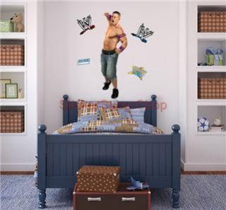 Huge John Cena Decal Removable Wall Sticker Home Decor Art Cenation