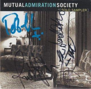 John Paul Jones LED Zeppelin 4 Signed CD Cover PSA DNA