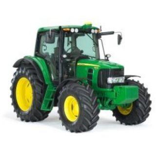 JOHN DEERE BIG FARM REMOTE CONTROL TRACTOR 1 16 SCALE ERTL