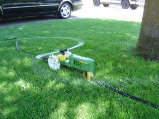 John Deere Nelson Traveling Tractor Lawn Sprinkler
