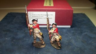 John Jenkins BM 23 British Line Infantry Retired Set