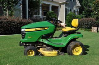 Lawn Tractors John Deere |