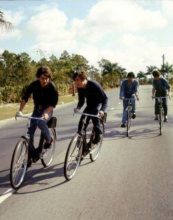 The Beatles 5x7 John Lennon Paul McCartney George Harrison Ringo Starr