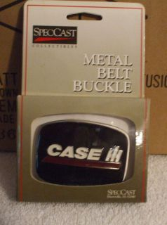 CASE IH BELT BUCKLE BY SPECCAST