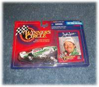 1997 John Force Winners Circle Funny Car Series 1 64 Pontiac Castrol GTX