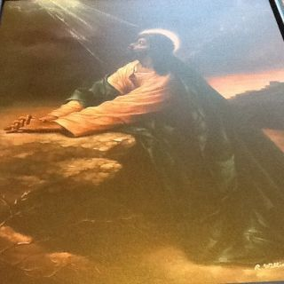 Artistic Impressions Framed Art African American Jesus by R Williams