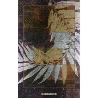 John Butler Palm Frond 2 Art Poster Print Tree Leaves