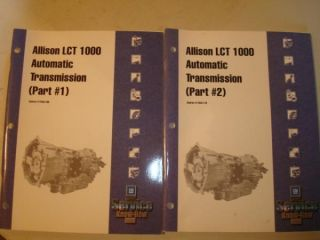 GM Allison Transmission Training Service Manual