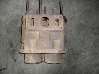John Deere Styled G Engine Block F550R |